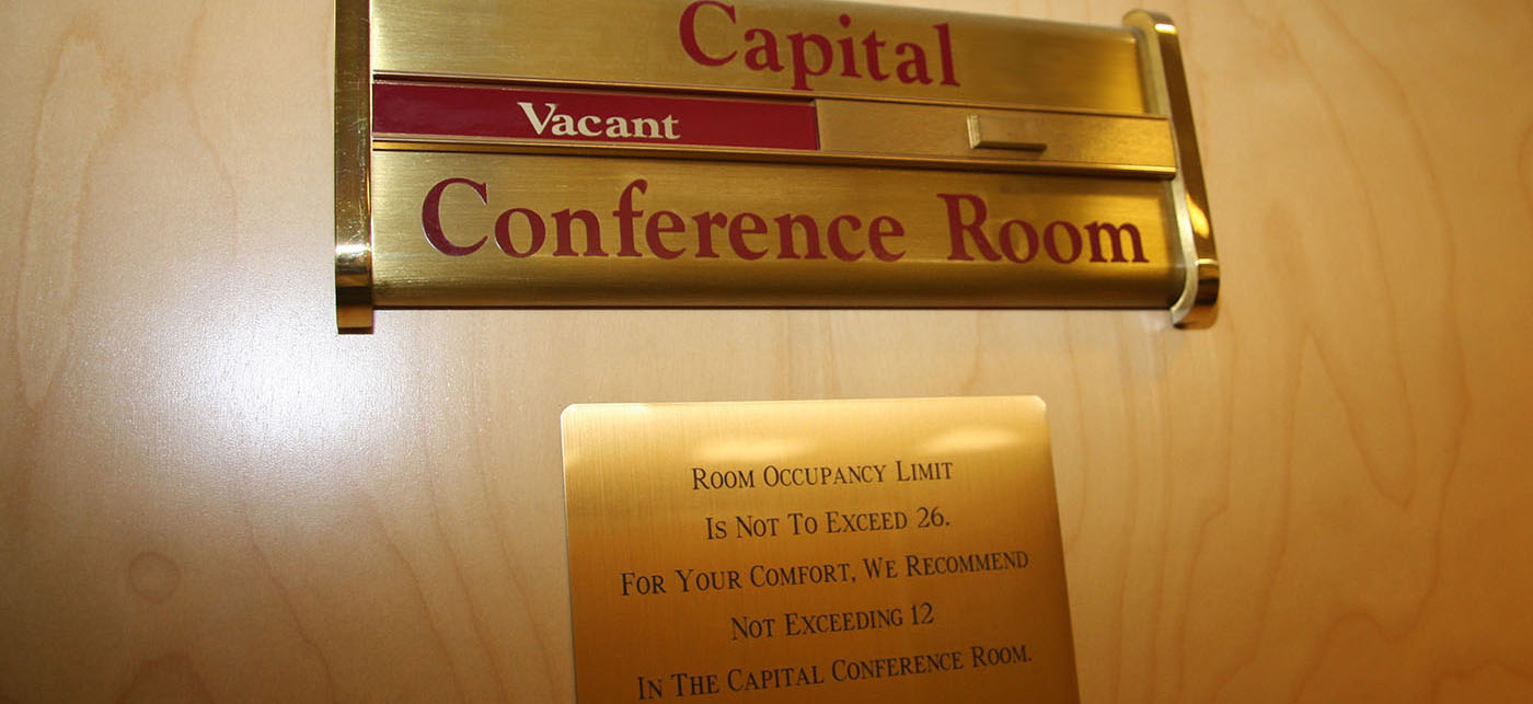 MCCFA Capital Conference Room Convention Facility Authority Zanesville Ohio 3