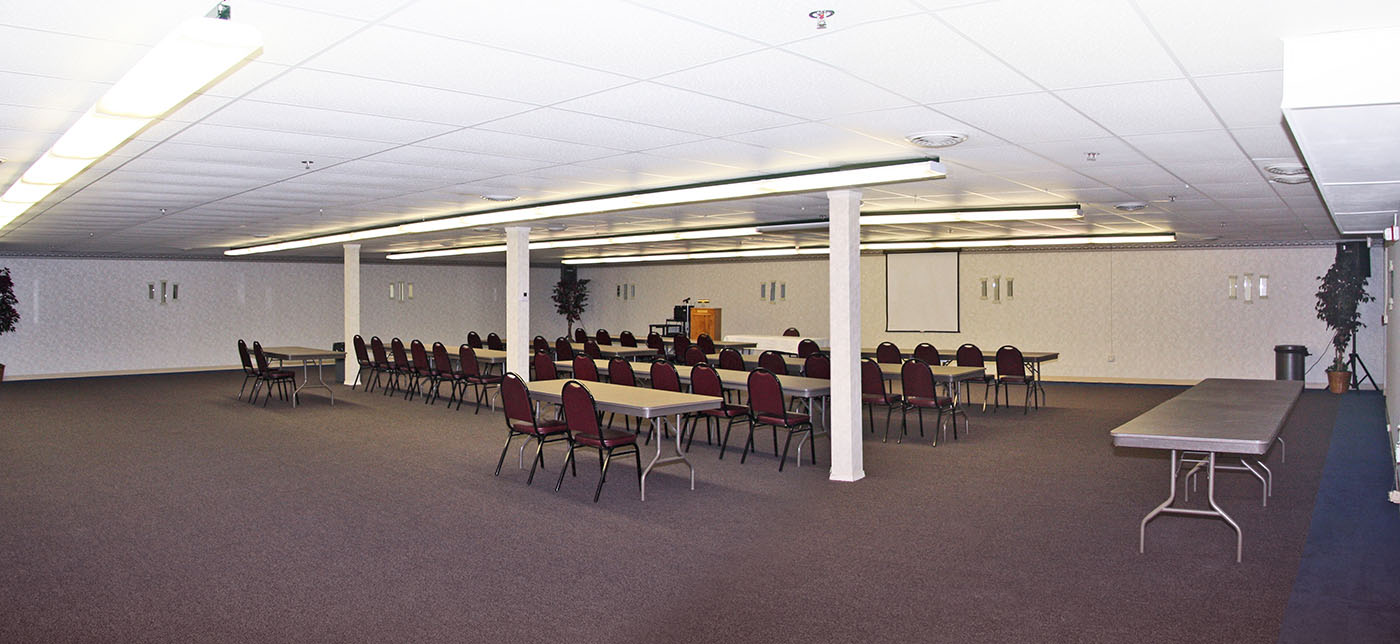 MCCFA Ebenezer Hall Convention Facility Authority Zanesville Ohio 1