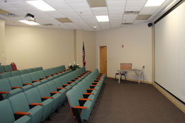 National Trail Theatre Meeting Conference Room Facility Zanesville Convention Facilities Authority
